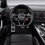 Audi TT RS Coupé 2017