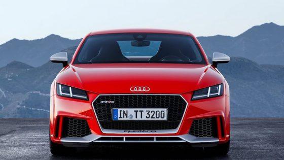 Audi TT RS 2017 coupé