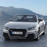 Audi TT RS Roadster 2017