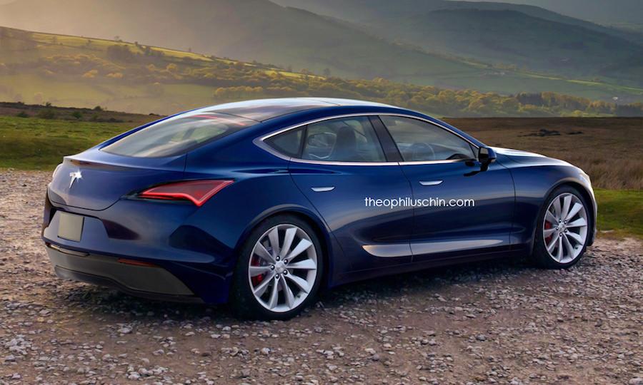 Tesla Model S 2018 : électrique attrayante