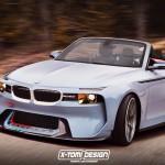 BMW 2002 Hommage Cabriolet Concept