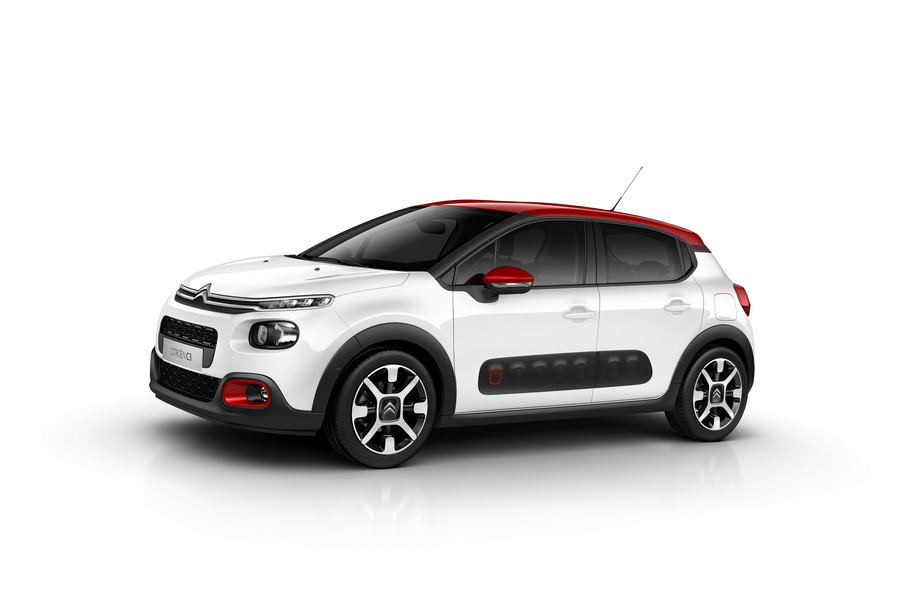 Citroën C3 2017 photos officielles