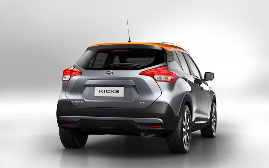nissan kicks un crossover urbain de plus. Black Bedroom Furniture Sets. Home Design Ideas
