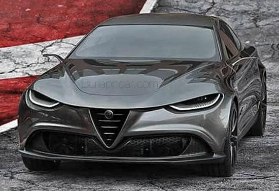 Alfa Roméo Giulia Coupé
