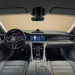 Porsche Panamera 2017 interieur