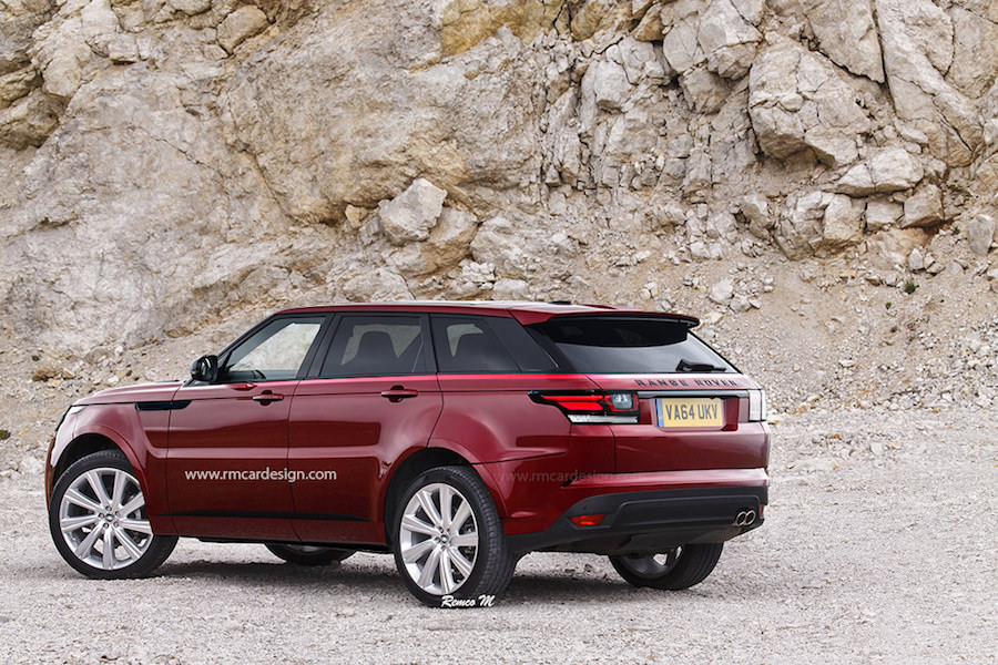 Range Rover Sport Coupé 2018