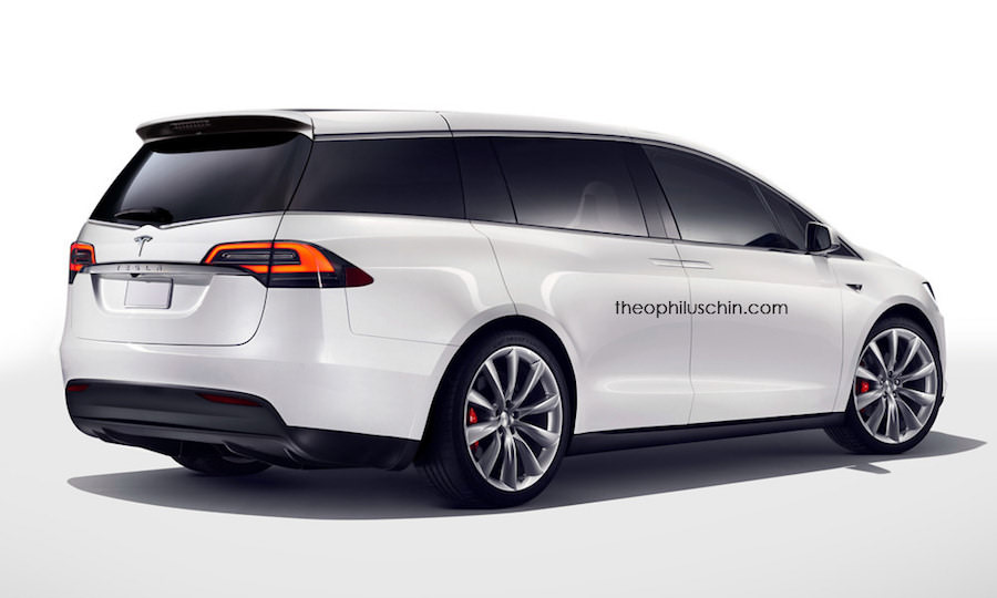 Tesla Monospace Bientot En Concession 308542016 on rover coupe