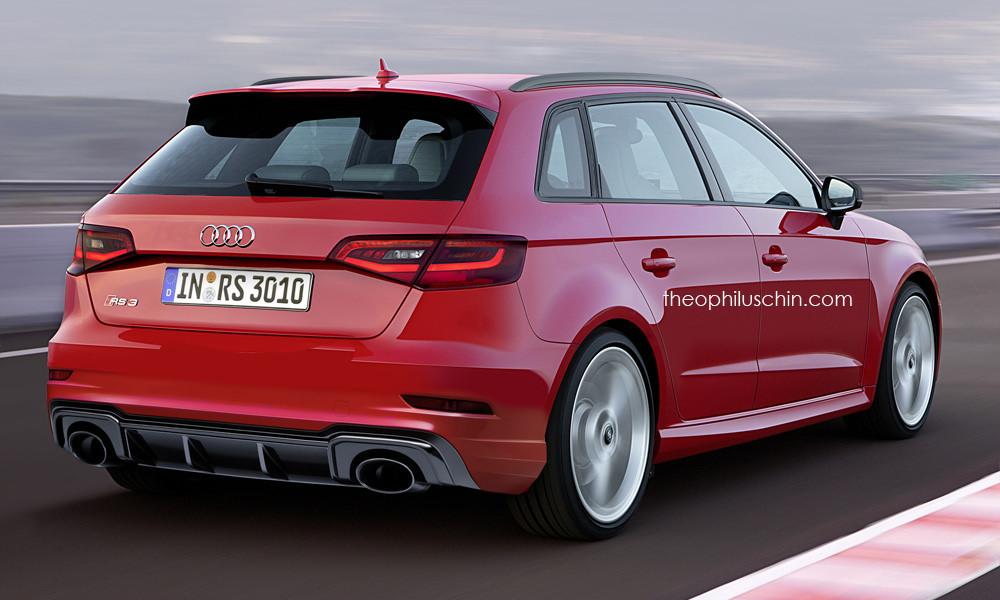 Audi Rs3 Sportback 2017 L Espoir Fait Vivre