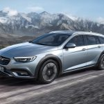 Opel Insignia Country Tourer face avant