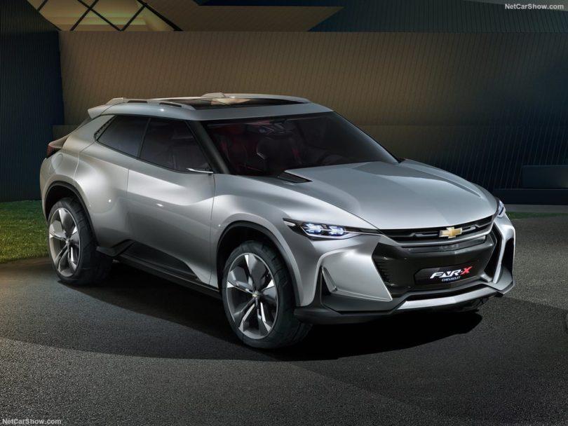Chevrolet FNR-X 2017 avant