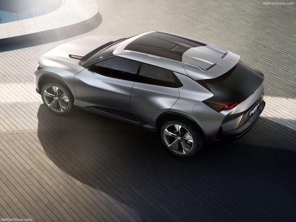 Chevrolet Fnr X 2017 Le Premier Suc Am Ricain