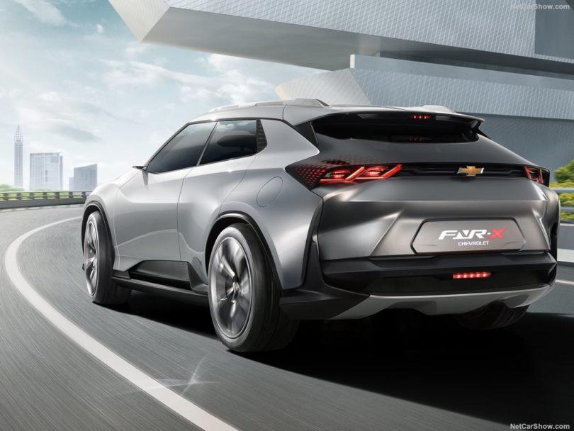 Chevrolet FNR-X 2017