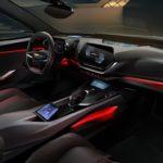 Chevrolet FNR-X 2017 interieur