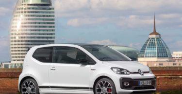 Volkswagen up ! GTI profile