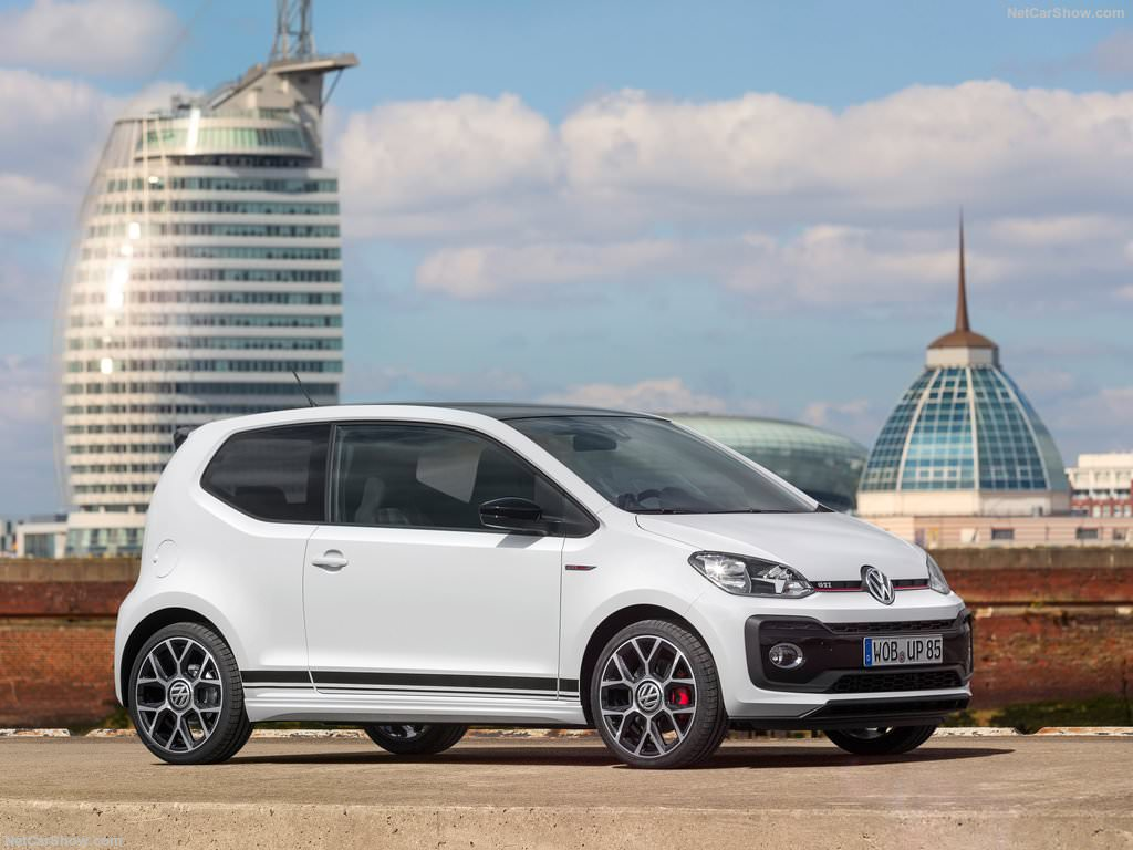 Volkswagen up ! GTI profile