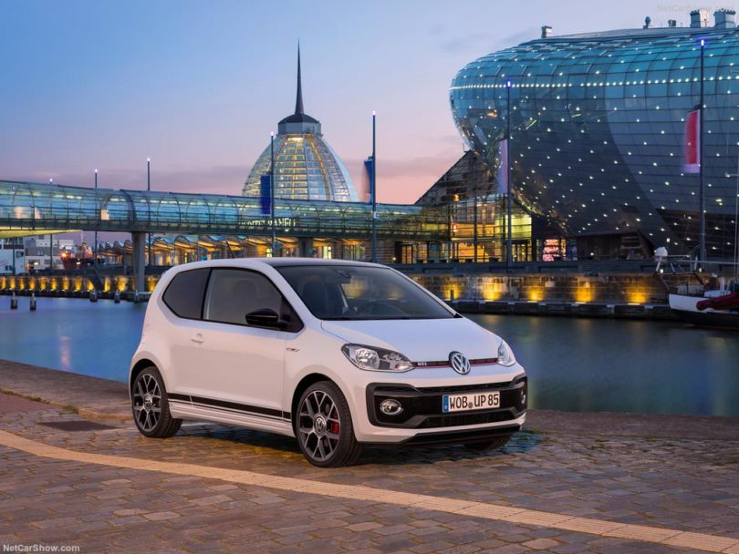 Volkswagen up ! GTI avant