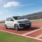 Volkswagen up ! GTI piste de course