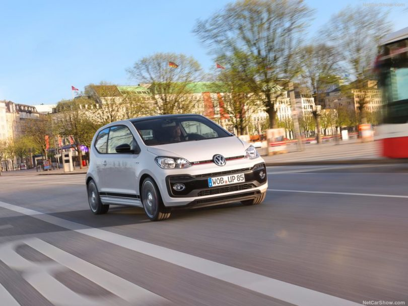 Volkswagen up ! GTI vue avant