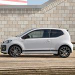 Volkswagen up ! GTI de côté