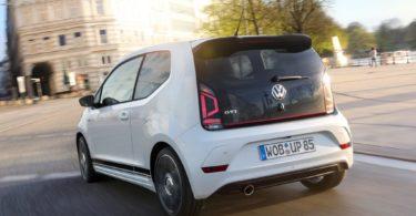 Volkswagen up ! GTI arrière
