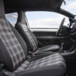 Volkswagen up ! GTI siège intérieur