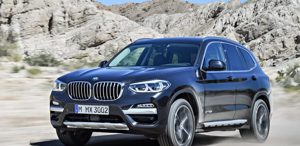 bmw x3 2018 toutes les informations officielles du nouveau suv allemand. Black Bedroom Furniture Sets. Home Design Ideas