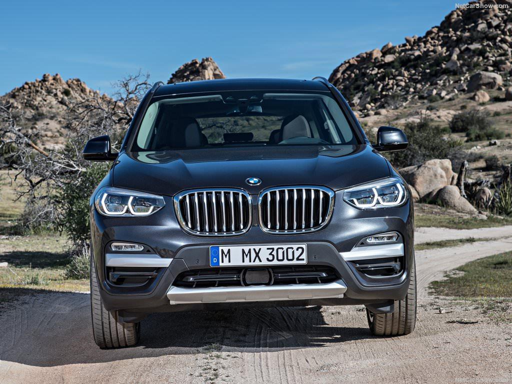 BMW X3 2018 : Toutes les informations officielles du nouveau SUV allemand