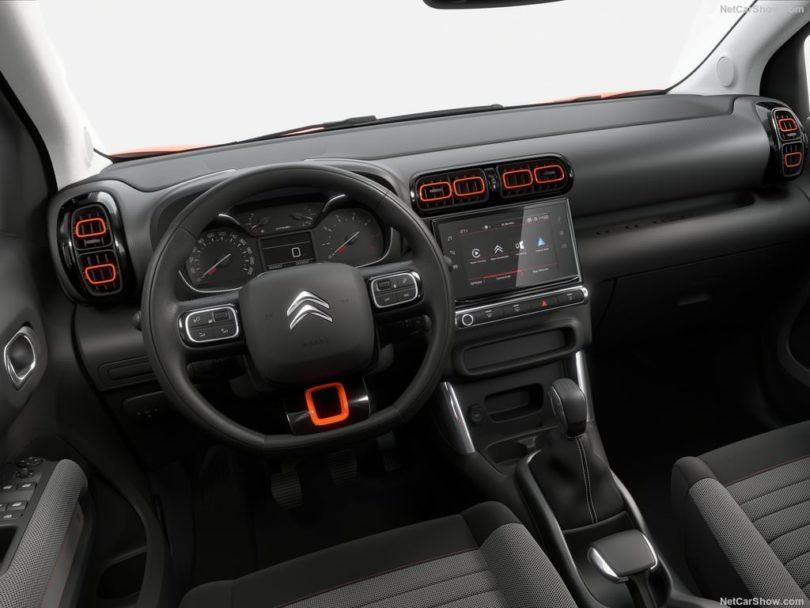 Citroen C3 Aircross (2018)