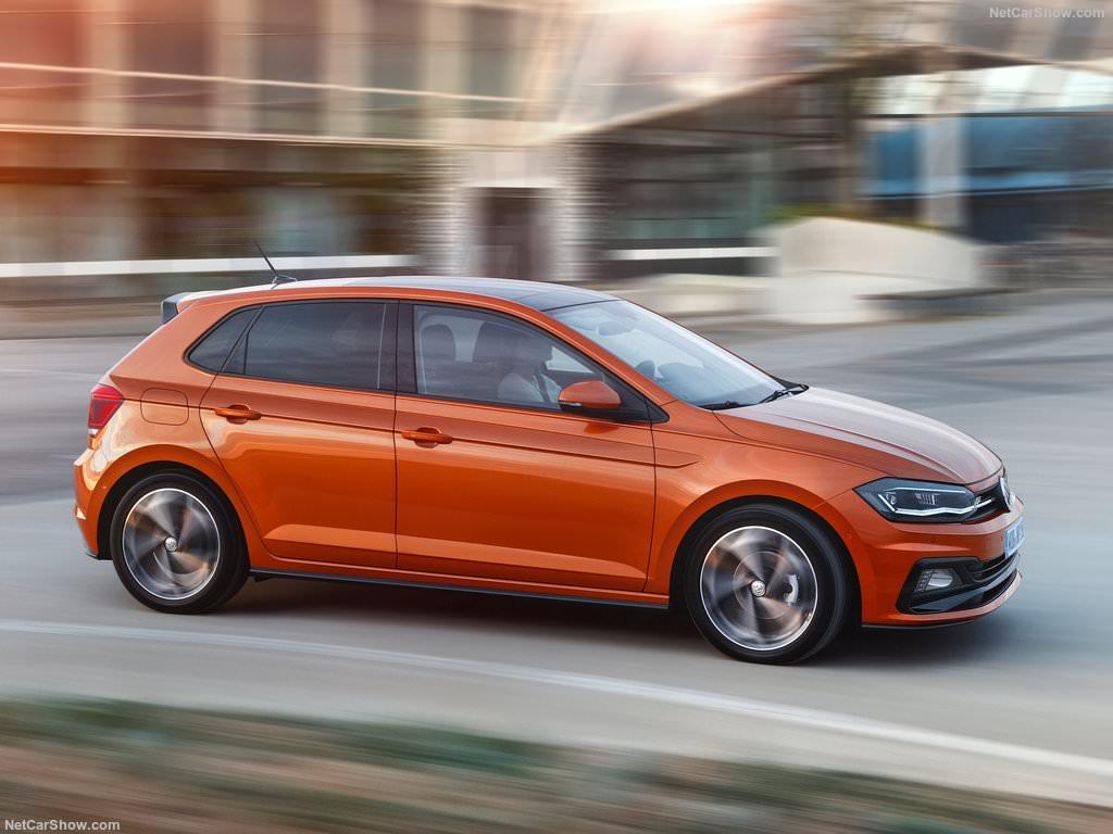 Volkswagen Polo 2018 Toutes Les Photos Officielles Avant