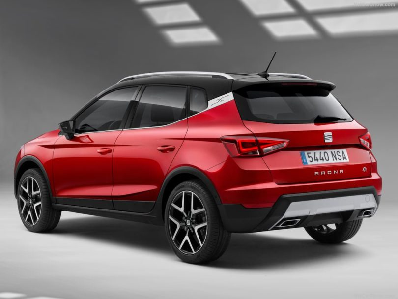 seat arona 2018 toutes les informations sur le suv venu d 39 espagne. Black Bedroom Furniture Sets. Home Design Ideas