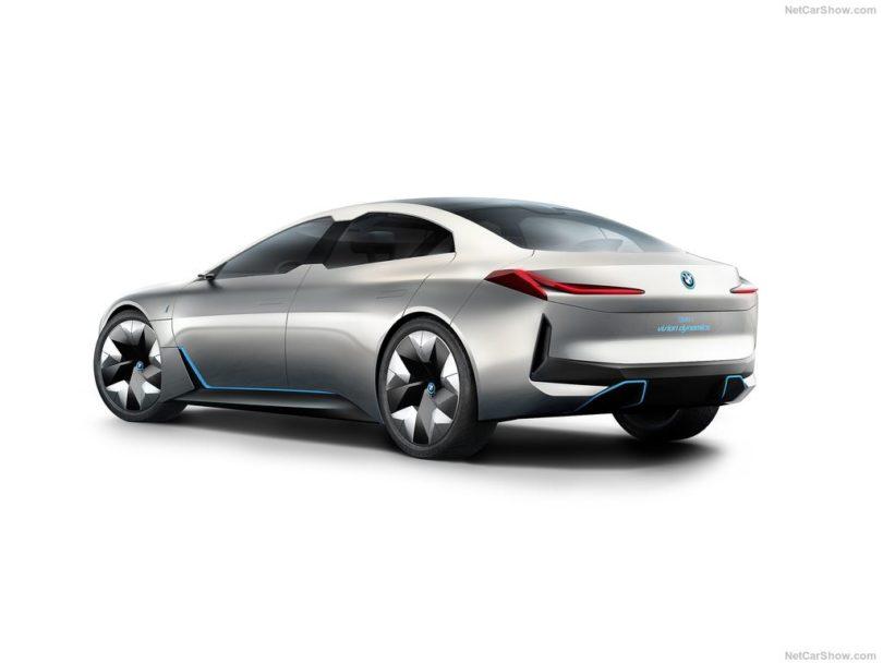 BMW i Vision Dynamics Concept