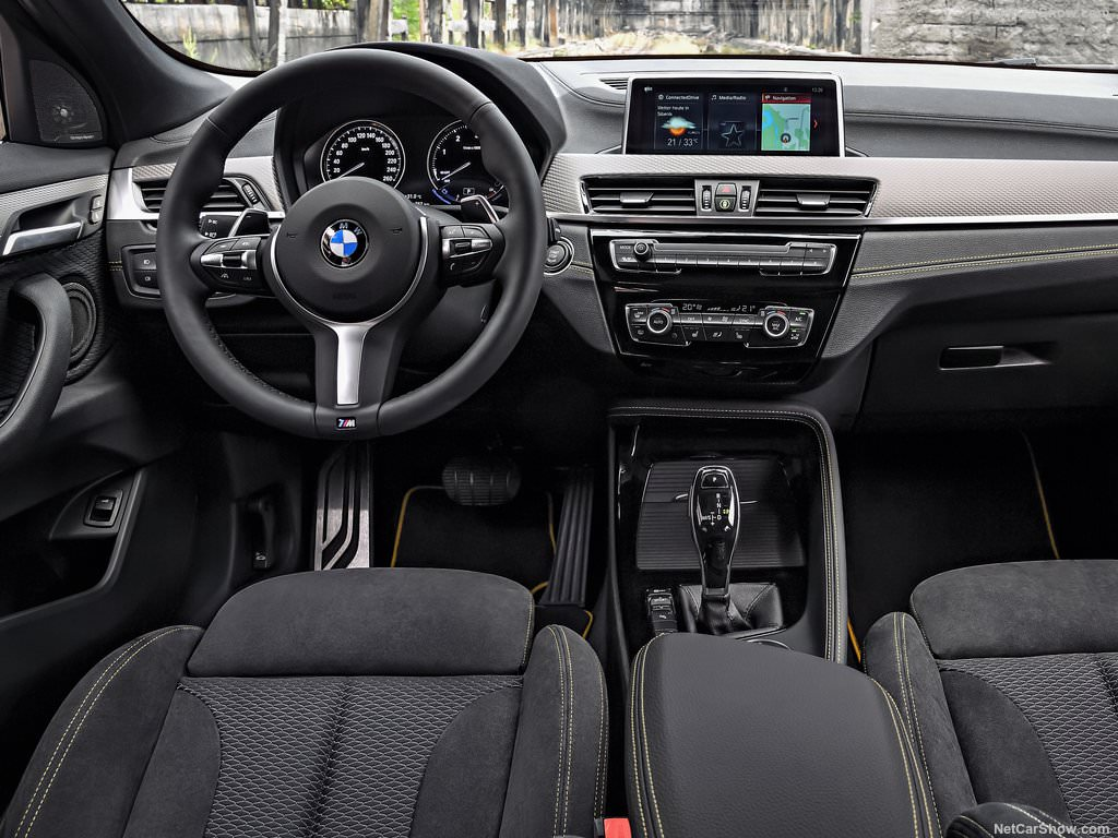 bmw pr sente le x2 2019 son premier suv compact et sportif. Black Bedroom Furniture Sets. Home Design Ideas