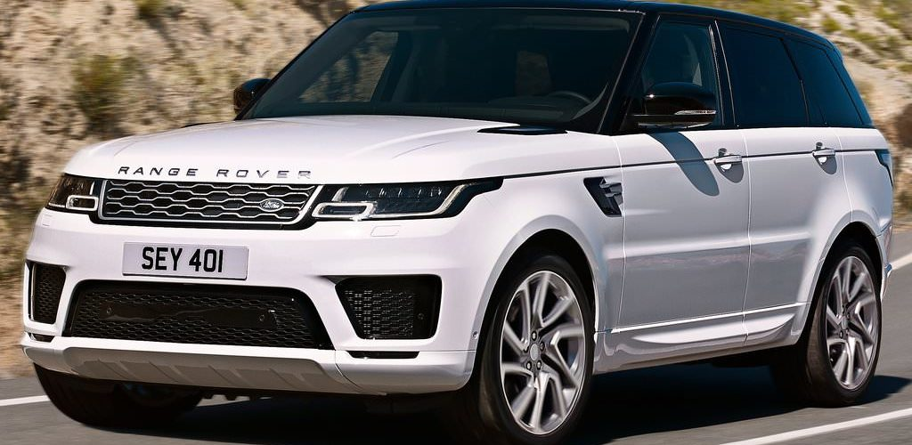 range rover sport 2018 restylage la sauce velar. Black Bedroom Furniture Sets. Home Design Ideas