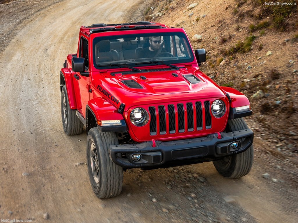 Jeep Wrangler 2018 : le même mais en largement mieux