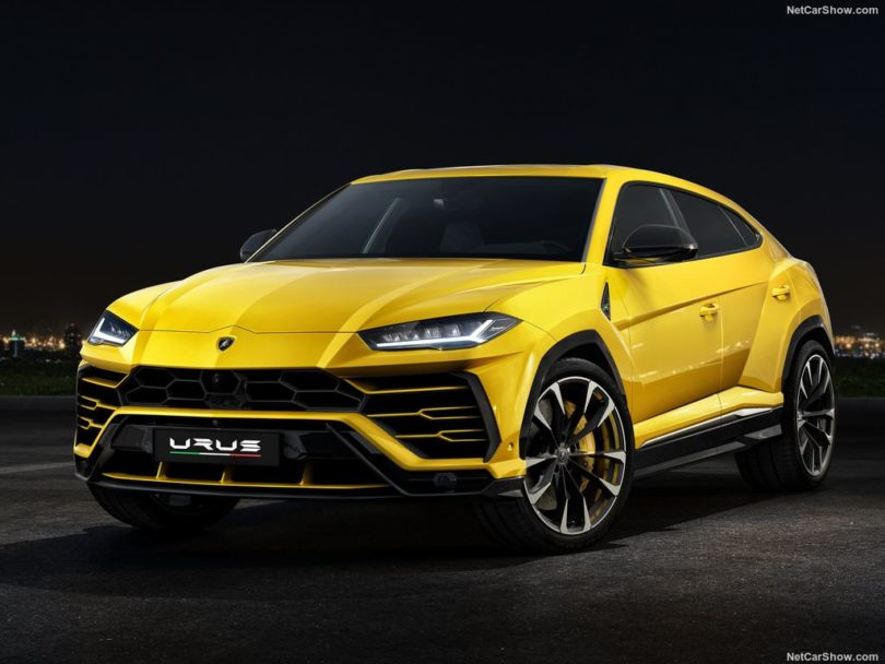 lamborghini urus ce doux nom de supercar qui va r volutionner les suv. Black Bedroom Furniture Sets. Home Design Ideas
