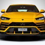 Lamborghini Urus avant