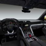 Lamborghini Urus console