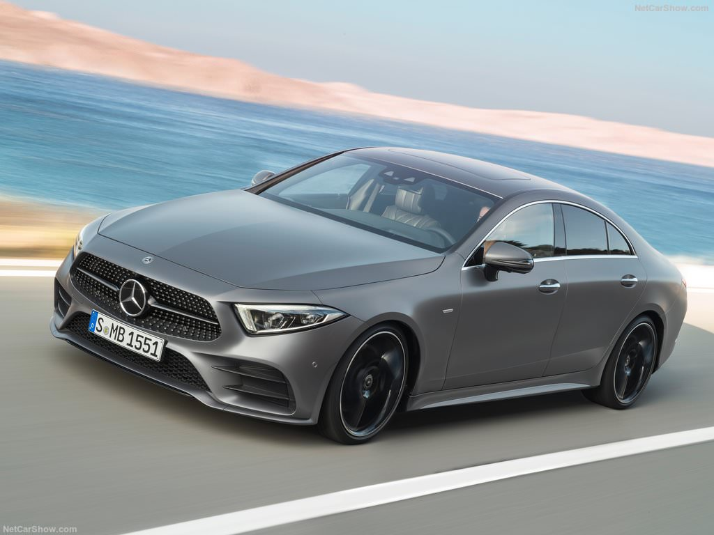 mercedes cls 2018 from california with love. Black Bedroom Furniture Sets. Home Design Ideas