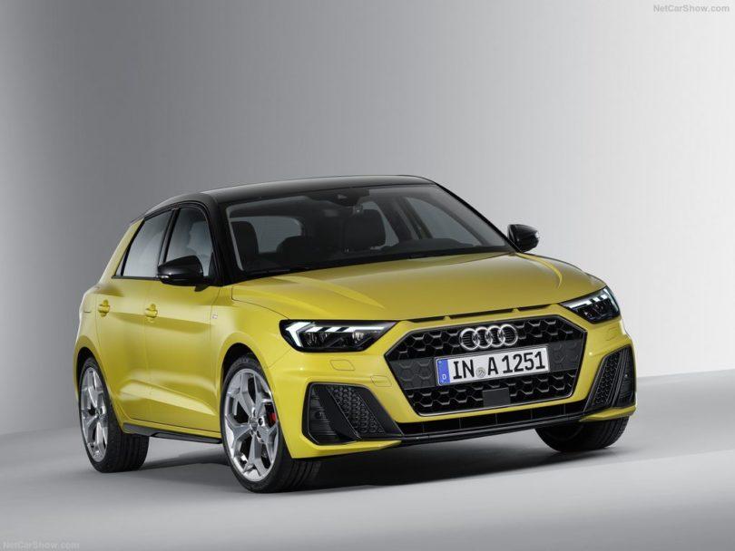 Audi A1 2019 3/4 face avant