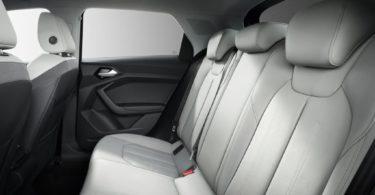 Audi A1 2019 places arrières