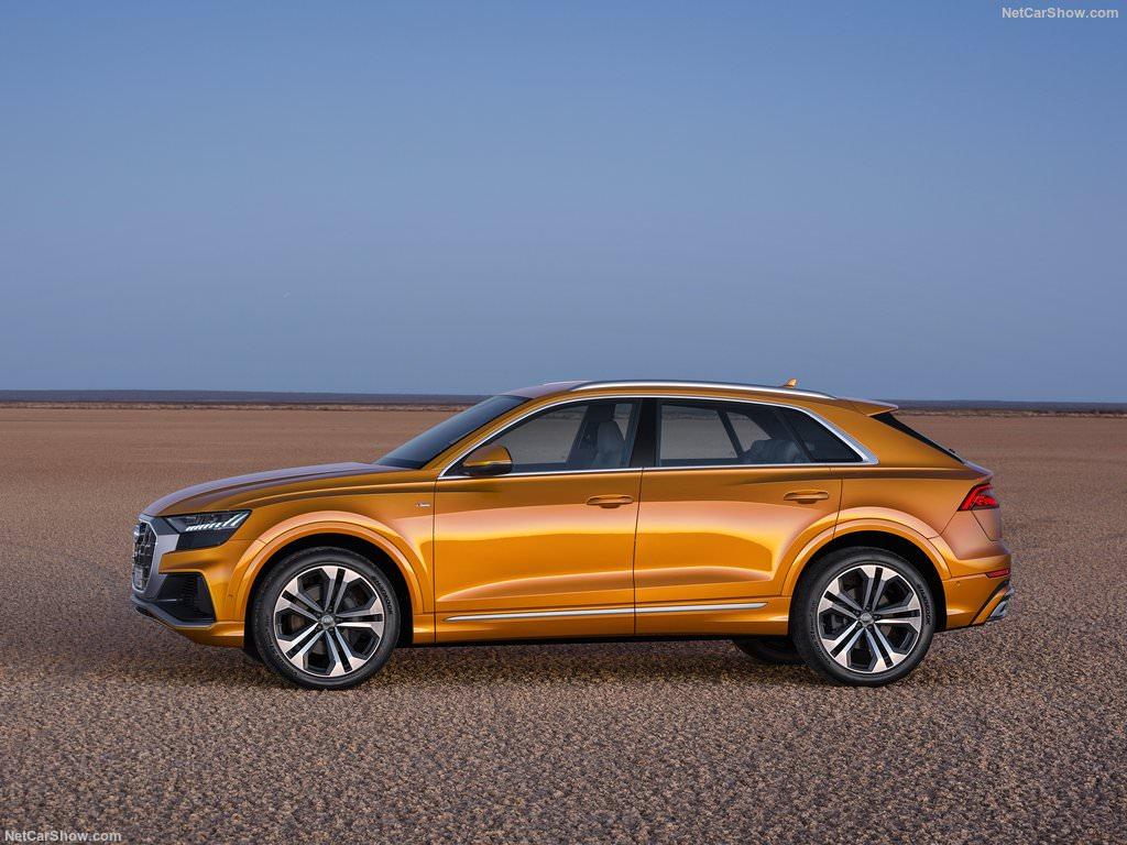 Audi Q8 2019 Un Premier Suv Coup 233 Pour La Marque Aux