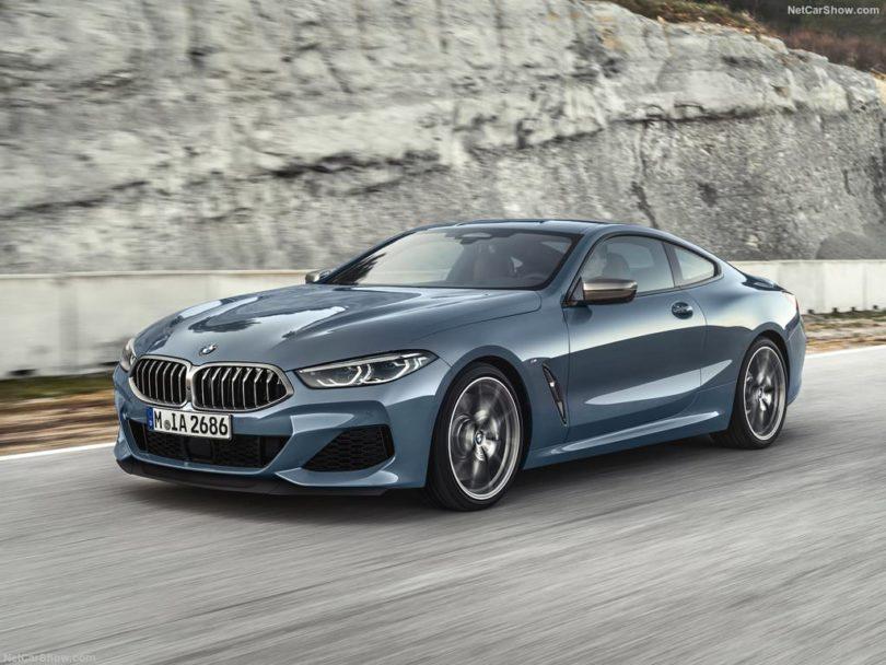 BMW Série 8 2019 a nurburging