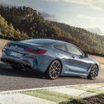 BMW Série 8 2019 sur circuit