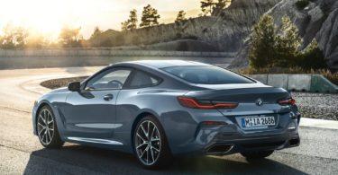 BMW Série 8 2019 arrière