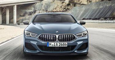 BMW Série 8 2019 de face