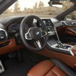 BMW Série 8 2019 à l'intérieur