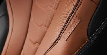 BMW Série 8 2019 couture siège
