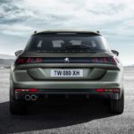 Peugeot 508 SW 2019 extérieur