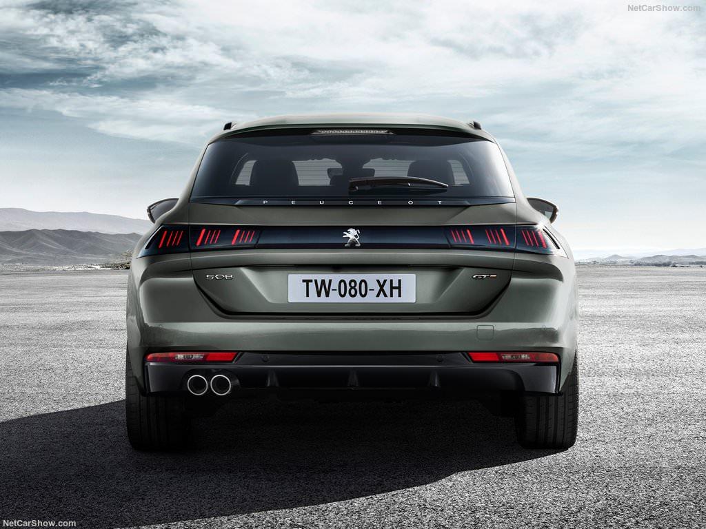 Peugeot 508 SW 2019 : sexy et habitable, le bon compromis ...