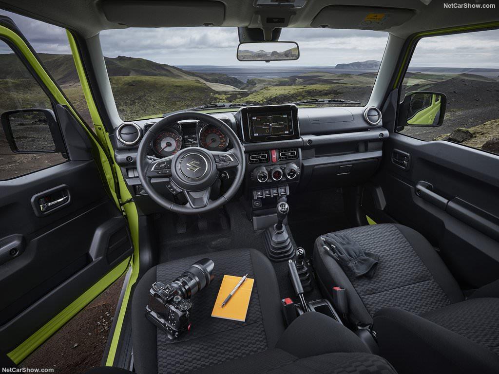 Suzuki Jimny 2019 Mi Mercedes Classe G Mi Jeep Wrangler